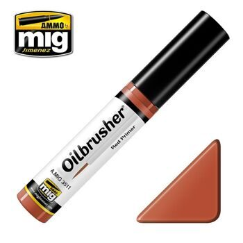 AMIG3511 Ammo Mig Oilbrusher RED PRIMER