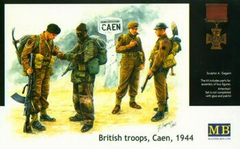 MB3512  British Commandos