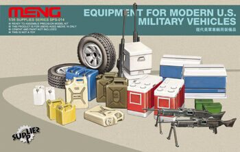 SPS-014 Equipment For Modern U.S. Military Vehicles