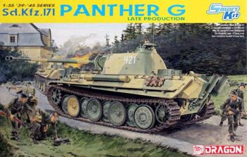 6268 Танк Panther G Late
