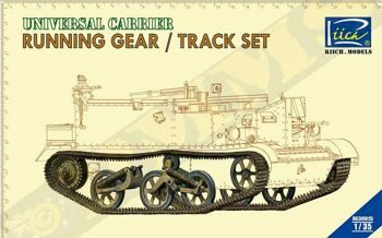 RE30015 1/35 Running gear / Tracks set for Universal Carrier