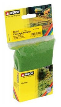 07202 Flock Light Green 20 g