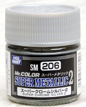SM206 Super Chrome Silver 2