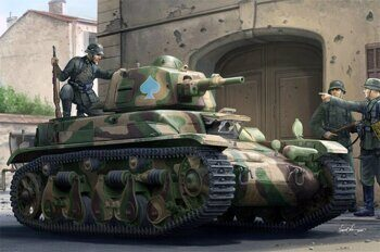 83893 French R39 Light Infantry Tank