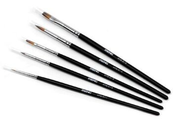 MTS-010 MODELING PAINT BRUSH SET
