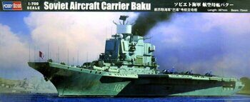 "83416  Soviet Aircraft Carrier ""Baku"""