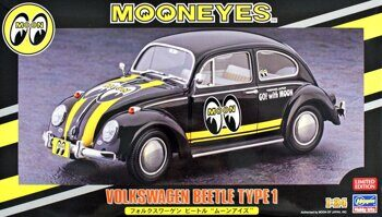 "20338  Volkswagen Beetle ""Moon Eyes"""