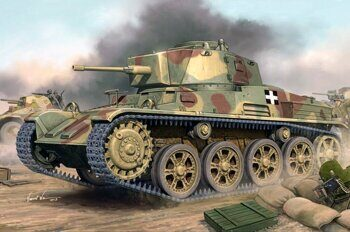 82479 Hungarian Light Tank 43M Toldi III(C40)