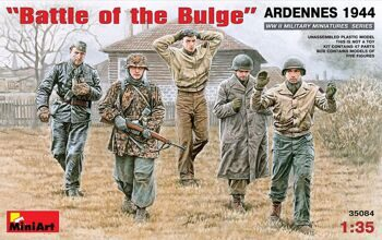 "35084  ""Battle of the Bulge"". Ardennes 1944"