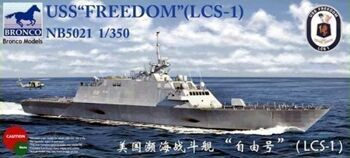 NB5021 1/350 LCS-1 USS 'Freedom'