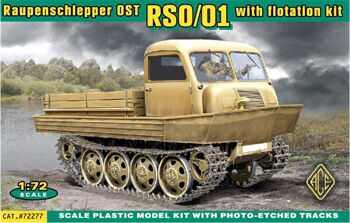 72277  Raupenschlepper Ost (RSO) type 01, floating ver