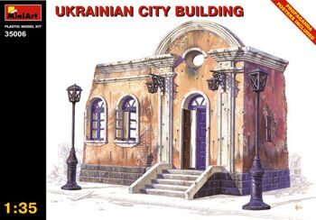 35006  Ukrainian city building