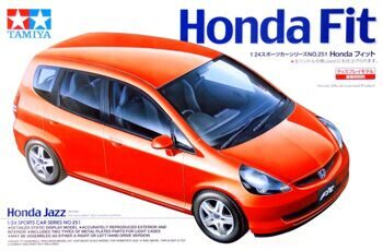 24251 1/24 Honda Fit (Jazz)