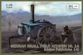 35008 German field kitchen Hf.14