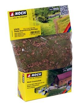 07075 Grass Blend Alpine Meadow 50 g, 2,5-6 mm