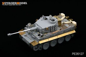 PE35127 1/35 Tiger I Early Version (For DRAGON 6350)