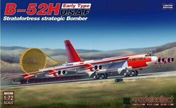 UA72208 B-52H early type Stratofortress strategic Bomber