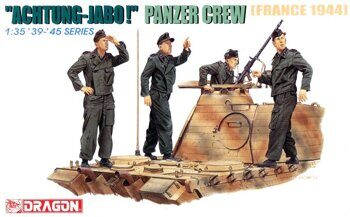 "6191  ""Actung-Jabo!"" Panzer Crew (France 44)"