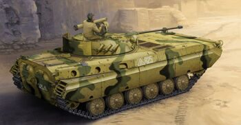 05585 Russian infantry fighting vehicle BMP-2D