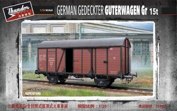 TM35902 1/35 German Gr Güterwagen