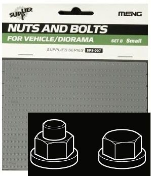 SPS-007 Nuts and Bolts SET B Small