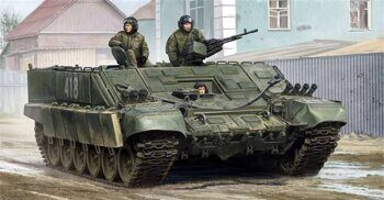 09549 Russian BMO-T specialized heavy armored personnel carrier
