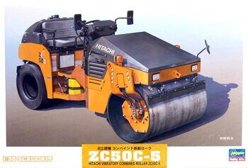 66002 Hitachi Vibratory Combined Roller