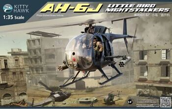 KH50003 AH-6J/MH-6J Little Bird