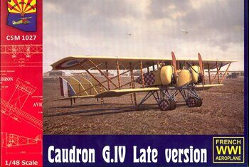 K1027 Caudron G.IV Late version