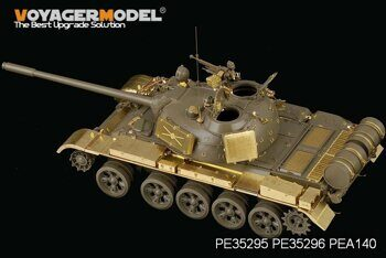 PEA140 1/35 Russian T-55A Medium Tank Stowage Bins (For TAMIYA 35257)