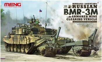SS-011 1/35 Russian BMR-3M Armored