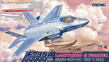 LS-007 1/48 LOCKHEED MARTIN F-35A LIGHTNING II FIGHTER