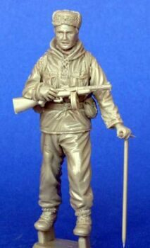 MCF35038 Soviet Mountain Soldier, 1942 - 43, Caucasus
