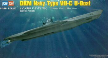 83505 DKM Navy Type VII-С U-Boat
