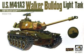 AF35041  M41 A3  WALKER BULLDOG LIGHT TANK