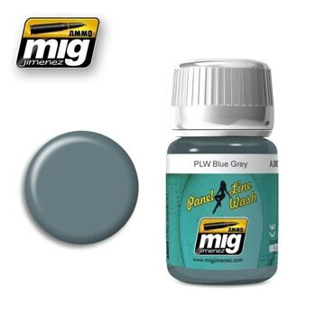 AMIG1613 PLW Blue Grey