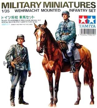 35053 1/35 Wehrmacht Mounted infantry