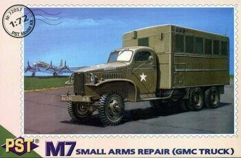 72057 1/72 Автомобиль Small Arms Repair M-7/GMC