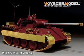 PE35927 WWII German Panther A Late Version