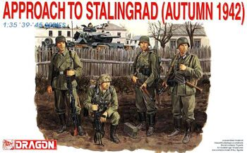 6122 1/35 Approach To Stalingrad (Autumn 1942)