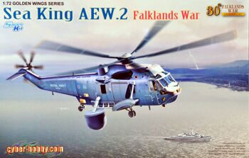 5104 1/72 Sea King AEW.2 Falklands War