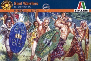 6022 GAULS WARRIORS