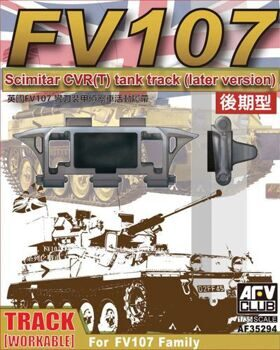AF35294 1/35 Scorpion Track Late version