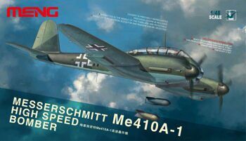 LS-003 Messerschmitt Me 410A-1 Hight Speed Bomber