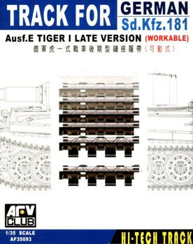 AF35093 Track for Tiger I late workable