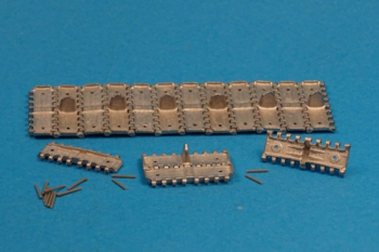 MTL35018 Tracks for T34 550mm M1941 Early Type 2
