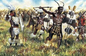 6051 Zulu Warriors (Zulu War)