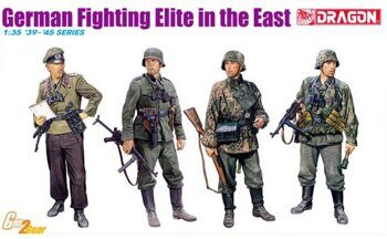 6692 German Fighting Elite in the East