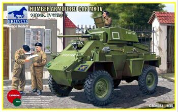 CB35081 Humber Armored Car Mk. IV  Availaber