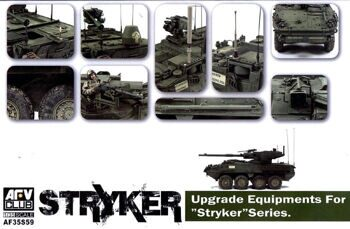 "AF35S59 Upgread Equipments For ""stryker"" serier"
